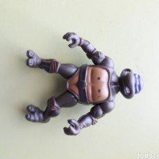 Figuras y Muñecos Tortugas Ninja: LEONARDO TORTUGA NINJA 2002 TMNT ARTICULADO 6 CM PLAYMATES TOYS. Lote 182173386