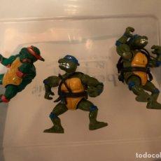 Figuras y Muñecos Tortugas Ninja: FIGURAS TORTUGAS NINJA. Lote 182833760