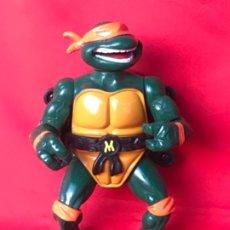 Figuras y Muñecos Tortugas Ninja: TORTUGA NINJA CITY SEWER 1991 TMNT MIRAGE TOYS TEENAGE MUTANT NINJA TURTLES MICKELANGELO . Lote 183175133