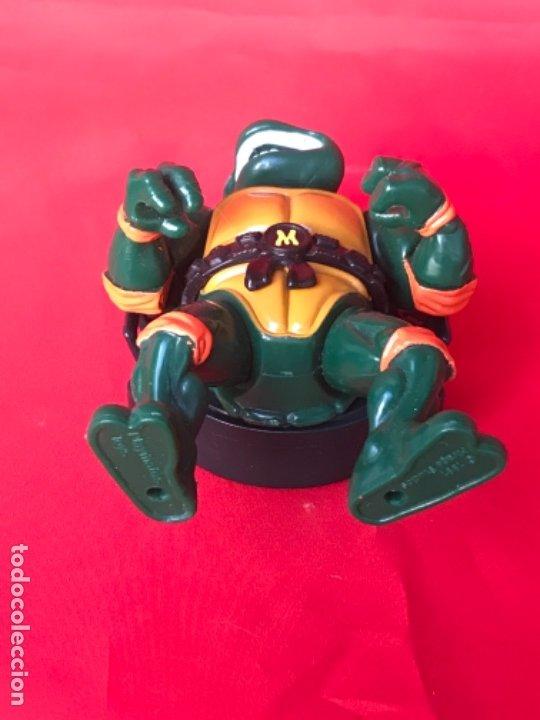 Figuras y Muñecos Tortugas Ninja: Tortuga ninja city sewer 1991 tmnt Mirage Toys Teenage Mutant Ninja Turtles mickelangelo - Foto 4 - 183175133