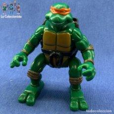 Figuras y Muñecos Tortugas Ninja: TORTUGAS NINJAS - MICHELANGELO - PLAYMATES 2004 - MIRAGE STUDIOS - 10CM. Lote 183295705