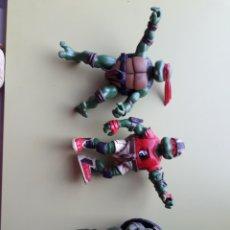 Figuras y Muñecos Tortugas Ninja: TORTUGAS NINJA 2002 2003 MIRAGE STUDIOS. Lote 183390357