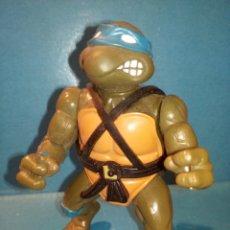 Figuras y Muñecos Tortugas Ninja: TORTUGA NINJA LEONARDO (PRIMERA GENERACIÓN AÑO 1988). Lote 183529491