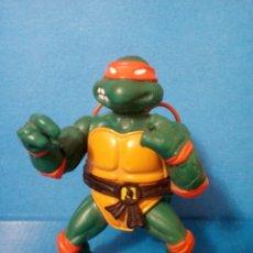 Figuras y Muñecos Tortugas Ninja: TORTUGA NINJA MICHELANGELO COMPLETA (PRIMERA GENERACIÓN 1988). Lote 183529812