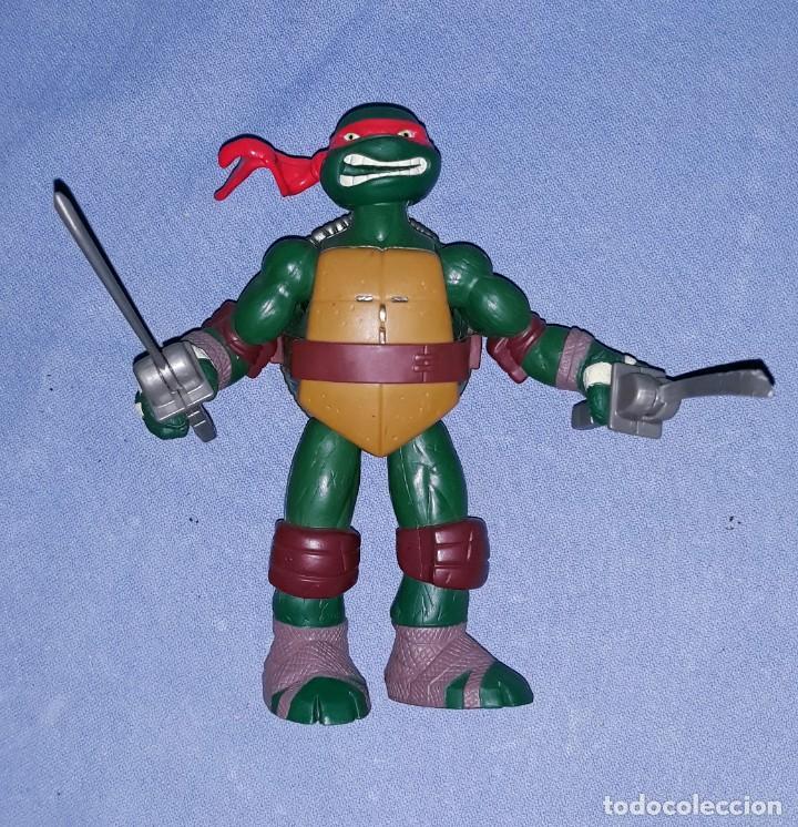 PERSONAJE TORTUGAS NINJA PLAYMATES AÑO 2012 EN MUY BUEN ESTADO ORIGINAL (Juguetes - Figuras de Acción - Tortugas Ninja)