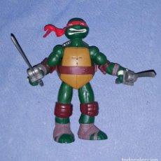 Figuras y Muñecos Tortugas Ninja: PERSONAJE TORTUGAS NINJA PLAYMATES AÑO 2012 EN MUY BUEN ESTADO ORIGINAL. Lote 183697501