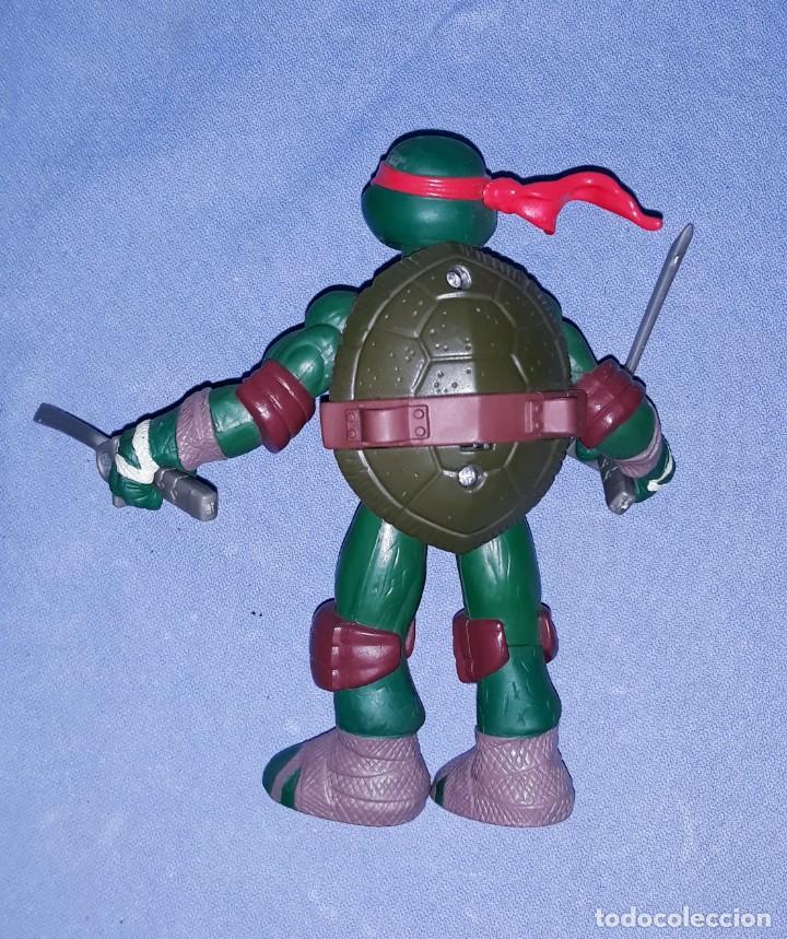 Figuras y Muñecos Tortugas Ninja: PERSONAJE TORTUGAS NINJA PLAYMATES AÑO 2012 EN MUY BUEN ESTADO ORIGINAL - Foto 2 - 183697501