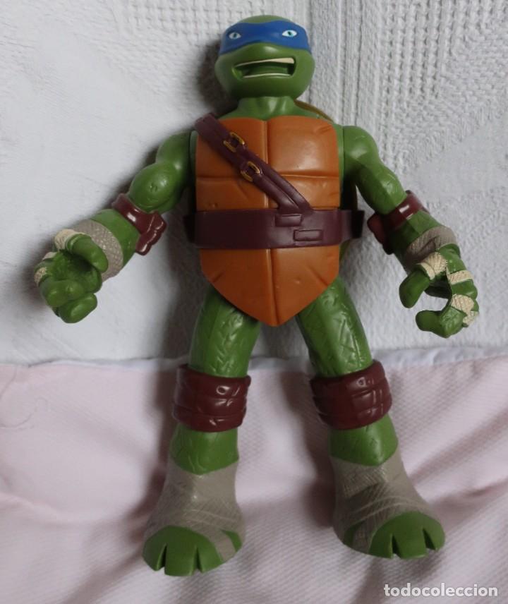 Figuras y Muñecos Tortugas Ninja: TRES TORTUGAS GRANDES, 26CM PLAYMATES 2012, 2014 Y SIN MARCAR - Foto 2 - 183913617