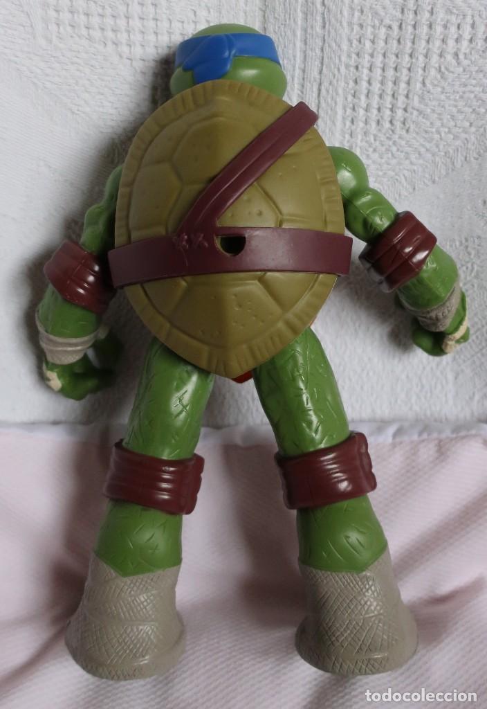 Figuras y Muñecos Tortugas Ninja: TRES TORTUGAS GRANDES, 26CM PLAYMATES 2012, 2014 Y SIN MARCAR - Foto 6 - 183913617
