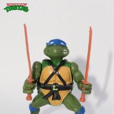 Figuras y Muñecos Tortugas Ninja: TMNT TEENAGE MUTANT NINJA TURTLES TORTUGAS NINJA - LEONARDO (1988). Lote 184734078