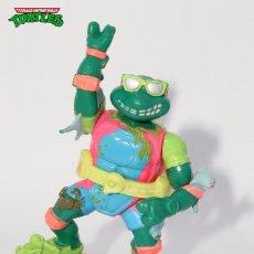 Figuras y Muñecos Tortugas Ninja: TMNT TEENAGE MUTANT NINJA TURTLES TORTUGAS NINJA - MIKE SEWER SURFER (1990). Lote 184738137