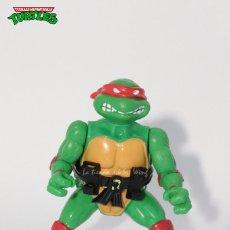 Figuras y Muñecos Tortugas Ninja: TMNT TEENAGE MUTANT NINJA TURTLES TORTUGAS NINJA - RAPHAEL (1988). Lote 184742151