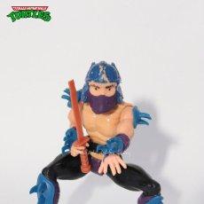 Figuras y Muñecos Tortugas Ninja: TMNT TEENAGE MUTANT NINJA TURTLES TORTUGAS NINJA - SHREDDER (1988). Lote 184742631