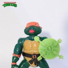 Figuras y Muñecos Tortugas Ninja: TMNT TEENAGE MUTANT NINJA TURTLES TORTUGAS NINJA - ROCK N ROLL MICHELANGELO MICHAELANGELO (1989). Lote 135811914