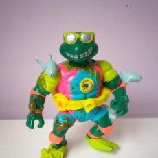 Figuras y Muñecos Tortugas Ninja: FIGURA DE ACCION TORTUGAS NINJA VINTAGE AÑOS 90. Lote 184846296