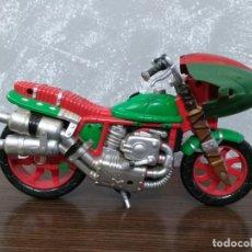 Figuras y Muñecos Tortugas Ninja: VEHICULO TORTUGAS NINJA MOTOVINTAGE AÑOS 2000. Lote 184848880