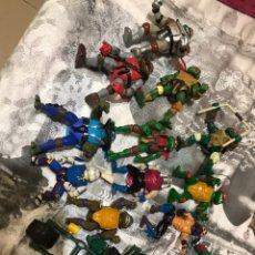 Figuras y Muñecos Tortugas Ninja: LOTE TORTUGAS NINJA. Lote 184877745
