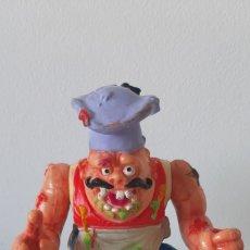 Figuras y Muñecos Tortugas Ninja: PIZZERO TORTUGAS NINJA. MIRAGE STUDIOS. 1990. Lote 184927371