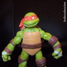 Figuras y Muñecos Tortugas Ninja: MICHELANGELO - TORTUGAS NINJA SERIE TV- VIACOM EL SEGUNDO 2012 -. Lote 185988937