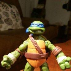 Figuras y Muñecos Tortugas Ninja: LEONARDO - TORTUGAS NINJA SERIE TV- VIACOM EL SEGUNDO 2012 - . Lote 186798751