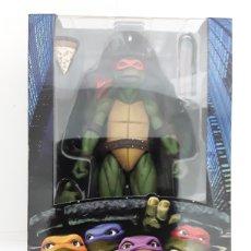 Figuras y Muñecos Tortugas Ninja: MICHELANGELO TORTUGAS NINJA 1990 NECA. Lote 189329242