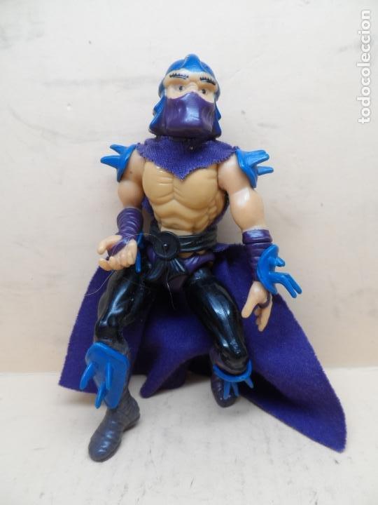TMNT SHREDDER (DESPEDAZADOR) 1988 PLAYMATES (Juguetes - Figuras de Acción - Tortugas Ninja)