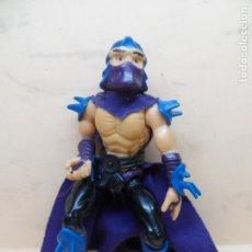 Figuras y Muñecos Tortugas Ninja: TMNT SHREDDER (DESPEDAZADOR) 1988 PLAYMATES. Lote 189389746