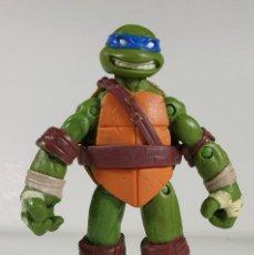 Figuras y Muñecos Tortugas Ninja: LEONARDO TORTUGAS NINJA TMNT NINJA TURTLES - FIGURA BÁSICA DE LA LÍNEA DE 2012 - PLAYMATES. Lote 189805323