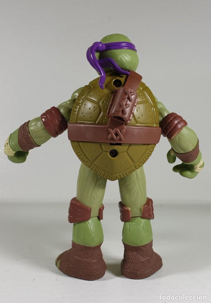 Figuras y Muñecos Tortugas Ninja: Power Sound FX Donatello Tortugas Ninja TMNT Ninja Turtles Figura deluxe con sonidos Playmates 2013 - Foto 2 - 189806158