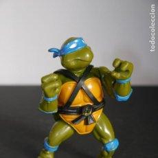Figuras y Muñecos Tortugas Ninja: TORTUGAS NINJA – LEONARDO 1988 TMNT BANDAI TMHT PLAYMATES. Lote 189972280