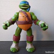 Figuras y Muñecos Tortugas Ninja: FIGURA TORTUGA NINJA LEONARDO-15CM APROX.-VIACOM-2012-VER FOTOS. Lote 190695745