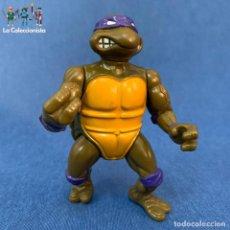 Figuras y Muñecos Tortugas Ninja: TORTUGAS NINJAS - DONATELLO - FIGURA - PLAYMATES - AÑO 1988. Lote 190999665