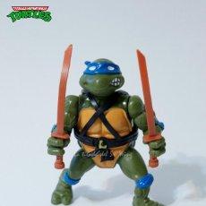 Figuras y Muñecos Tortugas Ninja: TMNT TEENAGE MUTANT NINJA TURTLES TORTUGAS NINJA - LEONARDO (1988). Lote 191000322