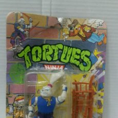 Figuras y Muñecos Tortugas Ninja: USAGI YOJIMBO. TORTUGAS NINJA. TMNT. NUEVO EN BLISTER. BANDAI. MIRAGE STUDIOS. 1989.. Lote 192090588