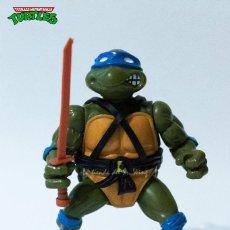 Figuras y Muñecos Tortugas Ninja: TMNT TEENAGE MUTANT NINJA TURTLES TORTUGAS NINJA - LEONARDO (1988). Lote 192095891