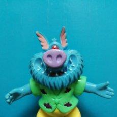Figuras y Muñecos Tortugas Ninja: MUÑECO WERREWOLF HOMBRE LOBO BANDAI 1991. Lote 193454551