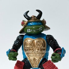 Figuras y Muñecos Tortugas Ninja: TMNT TEENAGE MUTANT NINJA TURTLES TORTUGAS NINJA - LEO THE SEWER SAMURAI (1990). Lote 194241187