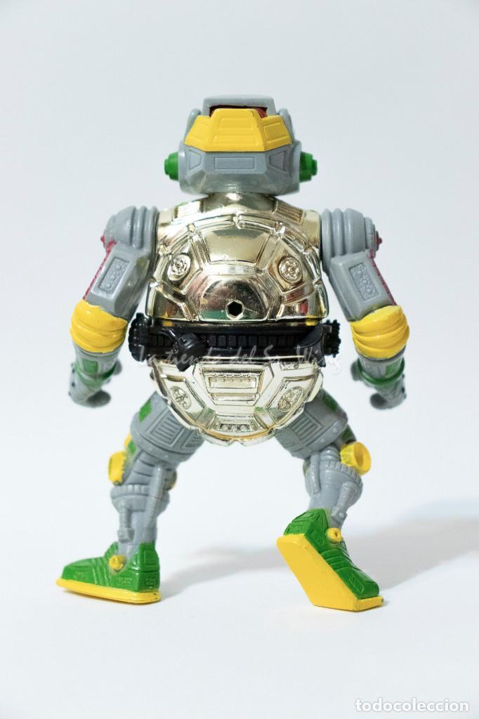 Figuras y Muñecos Tortugas Ninja: TMNT Teenage Mutant Ninja Turtles Tortugas ninja - Metalhead (Playmates 1989) - Foto 3 - 194242038