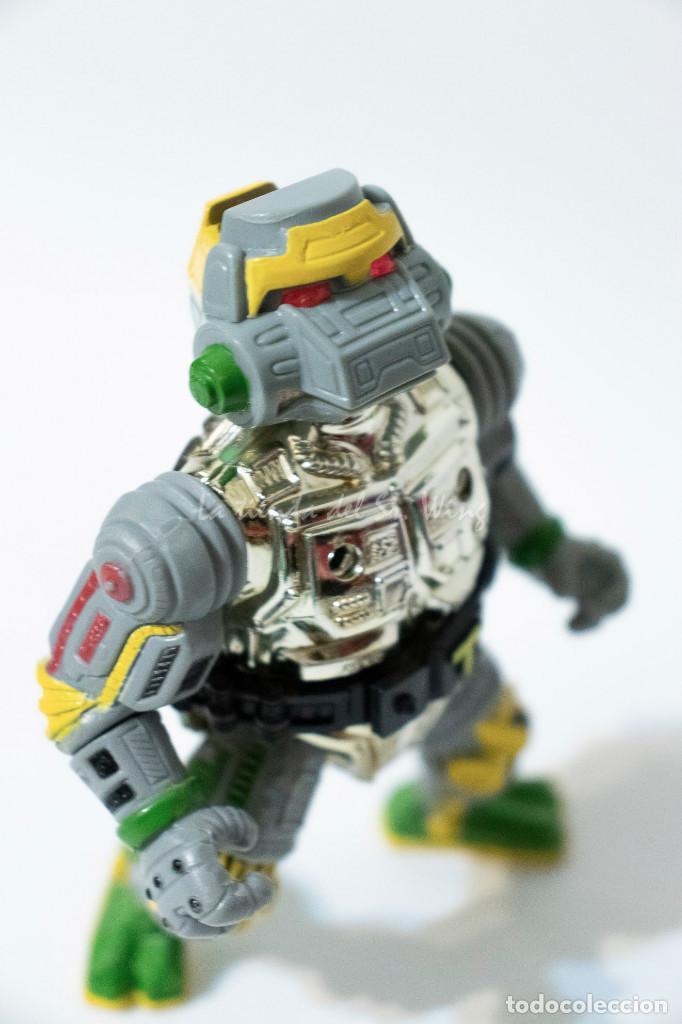 Figuras y Muñecos Tortugas Ninja: TMNT Teenage Mutant Ninja Turtles Tortugas ninja - Metalhead (Playmates 1989) - Foto 5 - 194242038