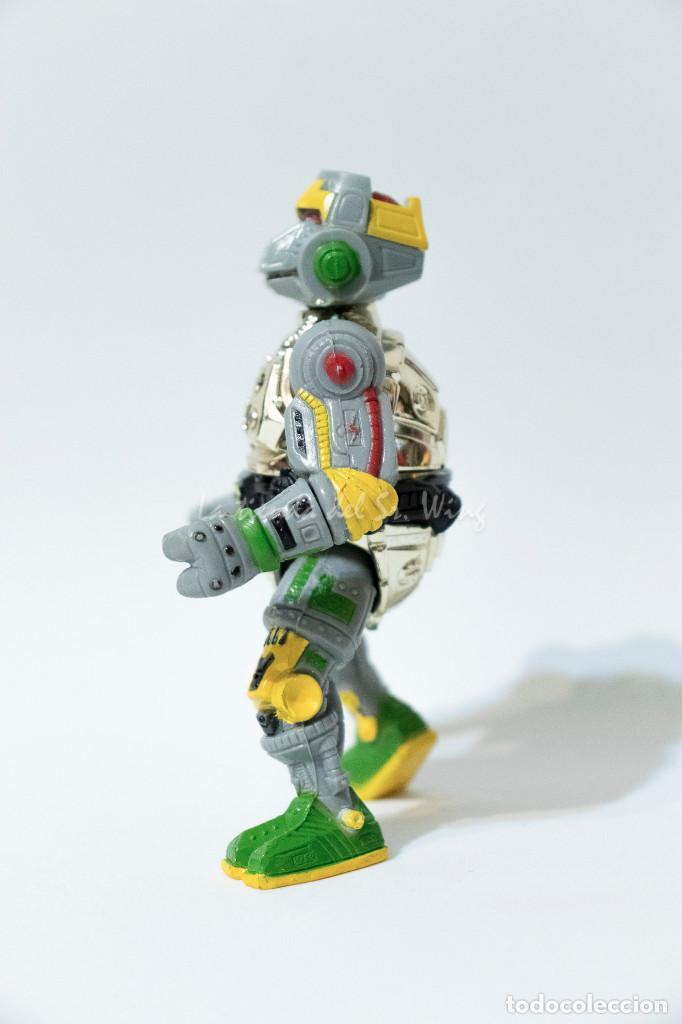 Figuras y Muñecos Tortugas Ninja: TMNT Teenage Mutant Ninja Turtles Tortugas ninja - Metalhead (Playmates 1989) - Foto 2 - 194242526