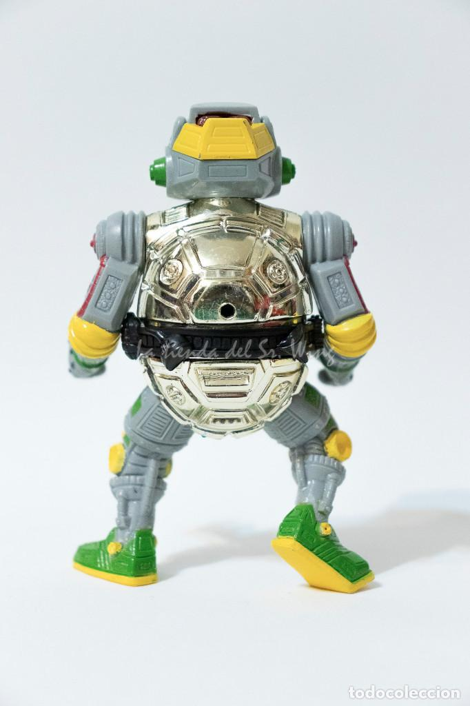 Figuras y Muñecos Tortugas Ninja: TMNT Teenage Mutant Ninja Turtles Tortugas ninja - Metalhead (Playmates 1989) - Foto 3 - 194242526