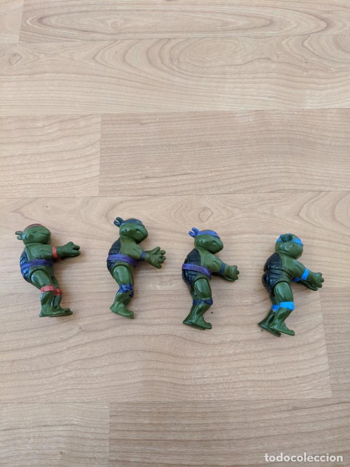 LOTE 4 «TORTUGAS NINJA» PINZA (Juguetes - Figuras de Acción - Tortugas Ninja)