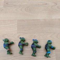 Figuras y Muñecos Tortugas Ninja: LOTE 4 «TORTUGAS NINJA» PINZA . Lote 194578587