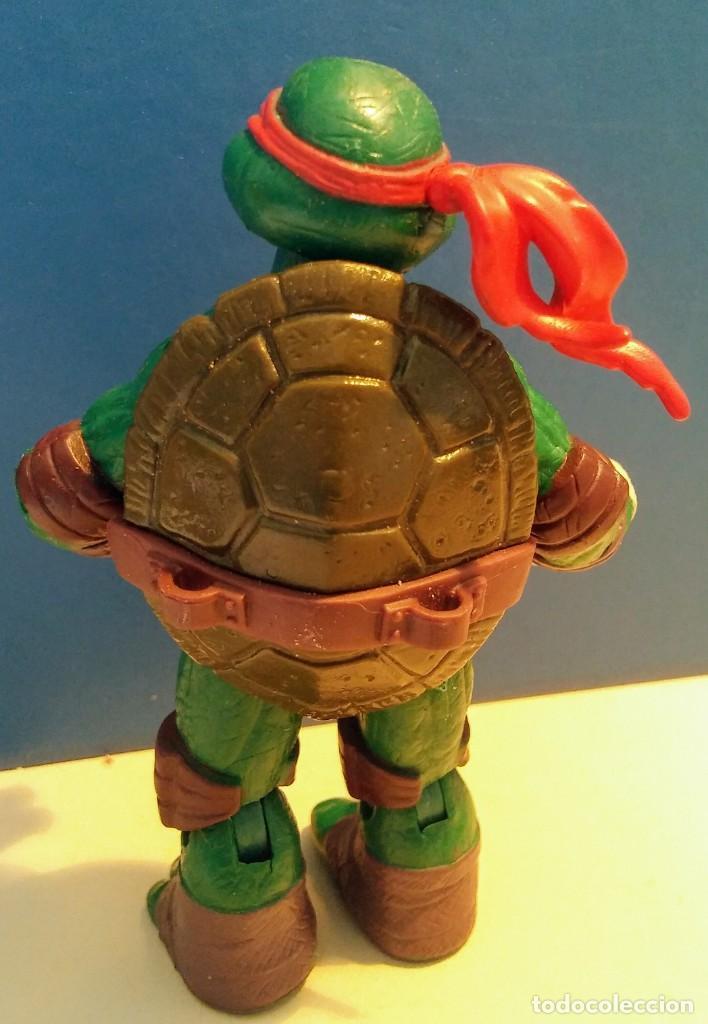 Figuras y Muñecos Tortugas Ninja: TORTUGA NINJA VIACOM PLAYMATES 2012 - Foto 2 - 194696688