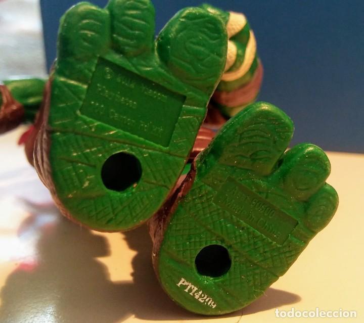 Figuras y Muñecos Tortugas Ninja: TORTUGA NINJA VIACOM PLAYMATES 2012 - Foto 3 - 194696688