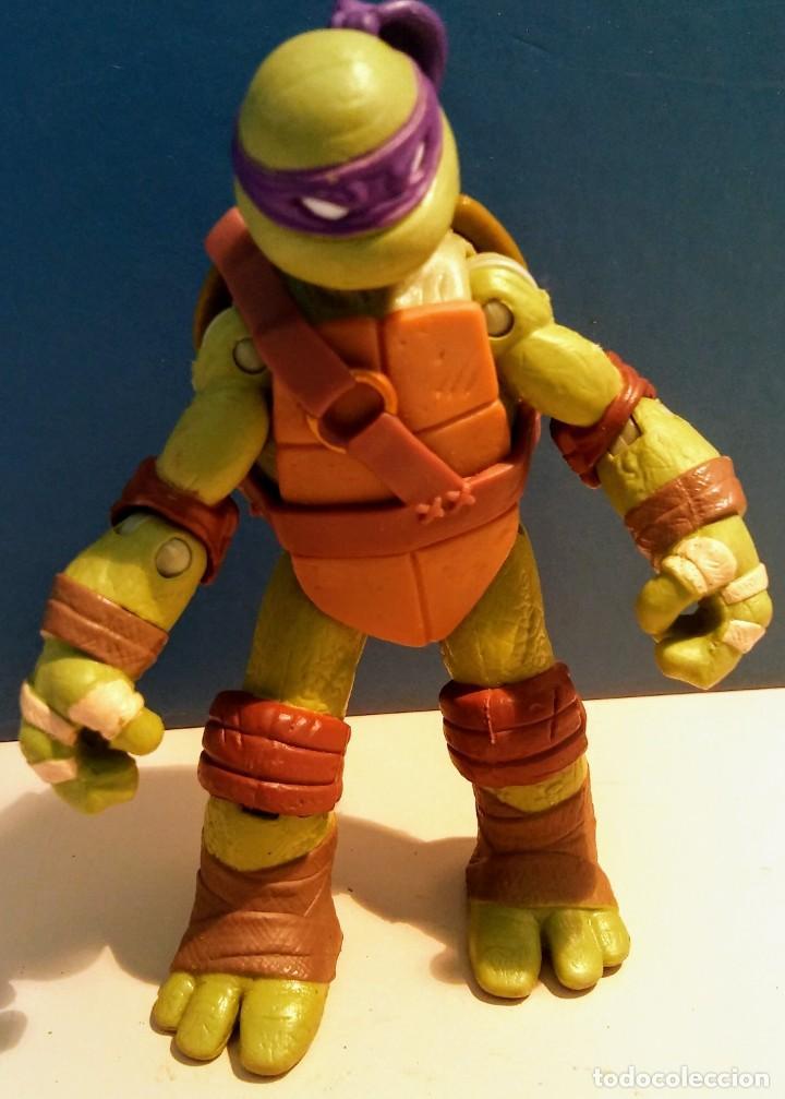TORTUGA NINJA VIACOM PLAYMATES 2012 (Juguetes - Figuras de Acción - Tortugas Ninja)