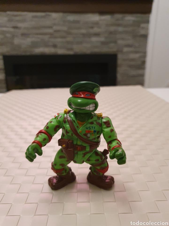 TORTUGA NINJA MILITAR RAFAEL (Juguetes - Figuras de Acción - Tortugas Ninja)