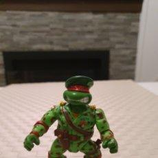Figuras y Muñecos Tortugas Ninja: TORTUGA NINJA MILITAR RAFAEL. Lote 194727978