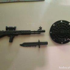 Figuras y Muñecos Tortugas Ninja: ARMAS MUÑECO TORTUGA TORTUGAS NINJA ROCOSO ROCKSTEADY TORTUES MUTANT TURTLES 1988 BANDAI PLAYMATES. Lote 194733771