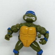 Figuras y Muñecos Tortugas Ninja: LEONARDO TORTUGA NINJA A CUERDA. Lote 194941316